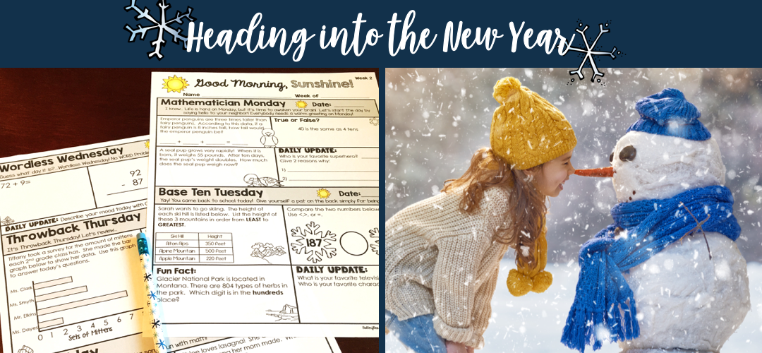 Heading into the New Year + {FREEBIE}