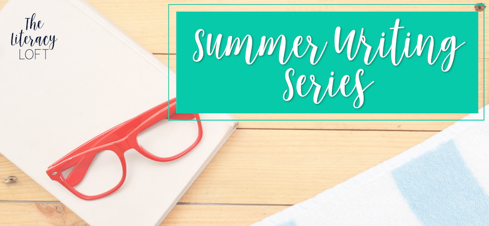 Summer Writing Series {Introduction}